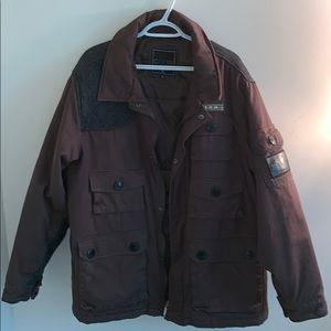 Men's vintage Coogi coat